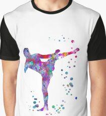 Man muay thai boxing, muay thai boxing man Graphic T-Shirt