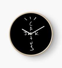 Cactus Jack  Clock