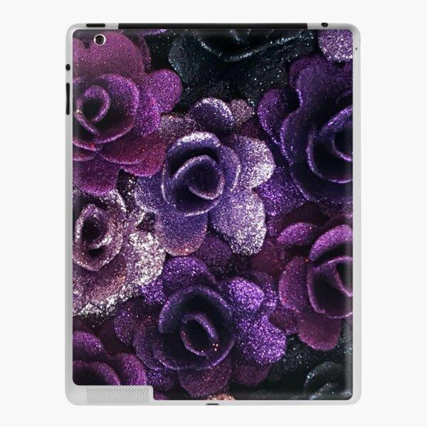 Purple Rose iPad Skin