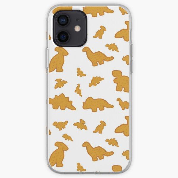 Dino Chicken Nuggets iPhone Soft Case