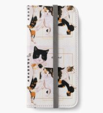 Japanese Bobtail iPhone Wallet/Case/Skin