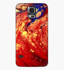 Rouge River Abstract Case/Skin for Samsung Galaxy