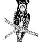 Owl Harpy by uzisuzuki