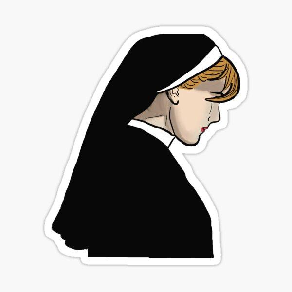 AHS - Sister Mary Eunice Sticker