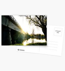 Under Bridge Water (Normal) - Brazz Postcards