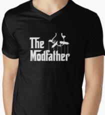 Vape The Modfather  Men's V-Neck T-Shirt