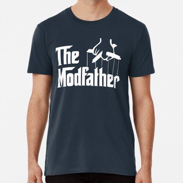 Vape The Modfather  Premium T-Shirt