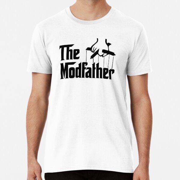 Vape Design The Modfather Premium T-Shirt