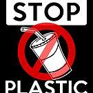 Stoppen Sie die Plastikverschmutzung Pro Earth von electrovista