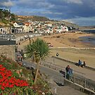 The Promenade, Lyme Regis by RedHillDigital