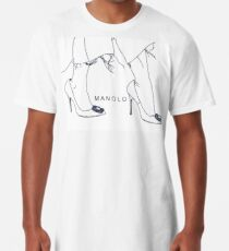 6e72839f Manolo Blahnik T-Shirts | Redbubble