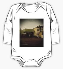 Back Alley One Piece - Long Sleeve