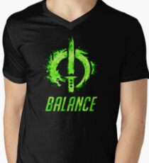 Balance Men's V-Neck T-Shirt