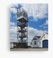 Lookout Canvas Print