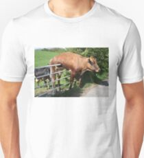 Cow and Gate. T-Shirt
