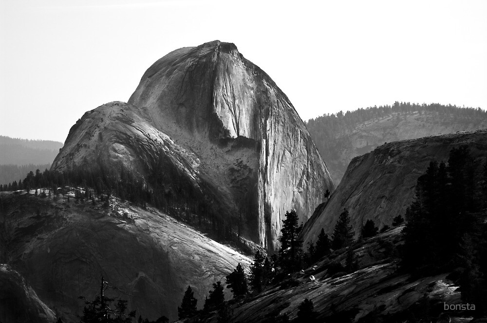 Half Dome by bonsta