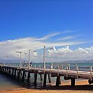 Picnic Bay Jetty - Magnetic Island - Townsville by Paul Gilbert