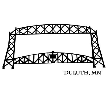 Duluth, MN Aerial Lift Bridge by gorff