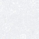 Embossed Powder & Pearl Lace by Tangerine-Tane