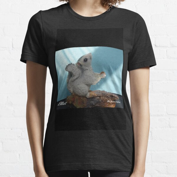 Elliot the handicapped white Squirrel  - but nobody has told him Essential T-Shirt