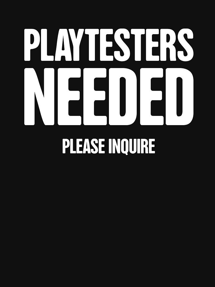 Boardgame / Board Game Designer Playtesters by EMDdesign