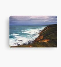 Devouring the Land Canvas Print