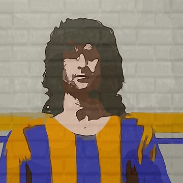 Mario Kempes CARC graphic by AndythephotoDr