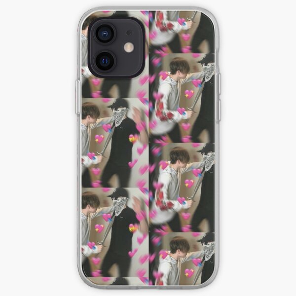 imallex and memeulous iPhone Soft Case