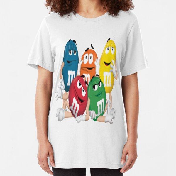 M&M Slim Fit T-Shirt
