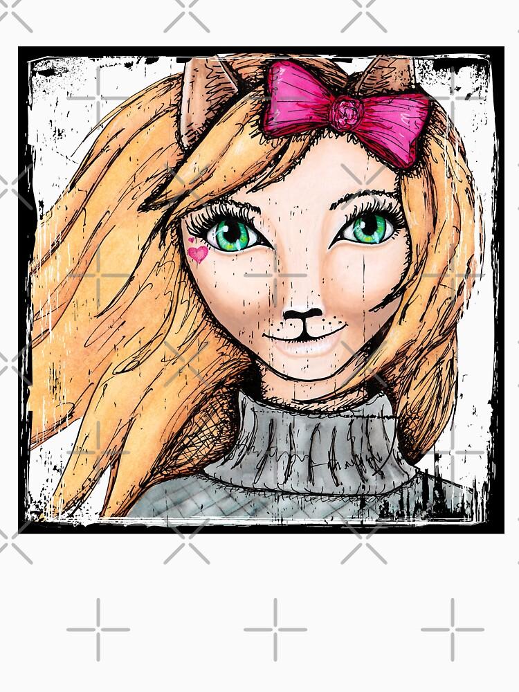 Cat Girl by LittleMissTyne