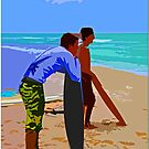 Beach Boyz by Chet  King