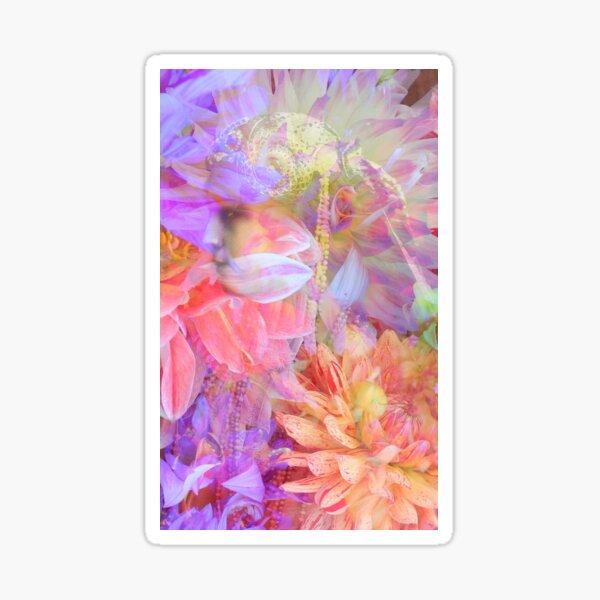 Flower Spirit Sticker