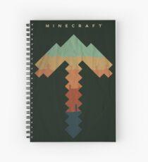 Exploration - Minecraft Spiral Notebook