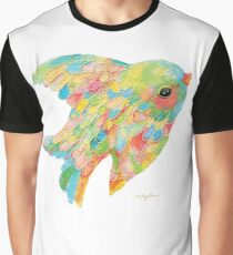 Bird of Paradise Graphic T-Shirt