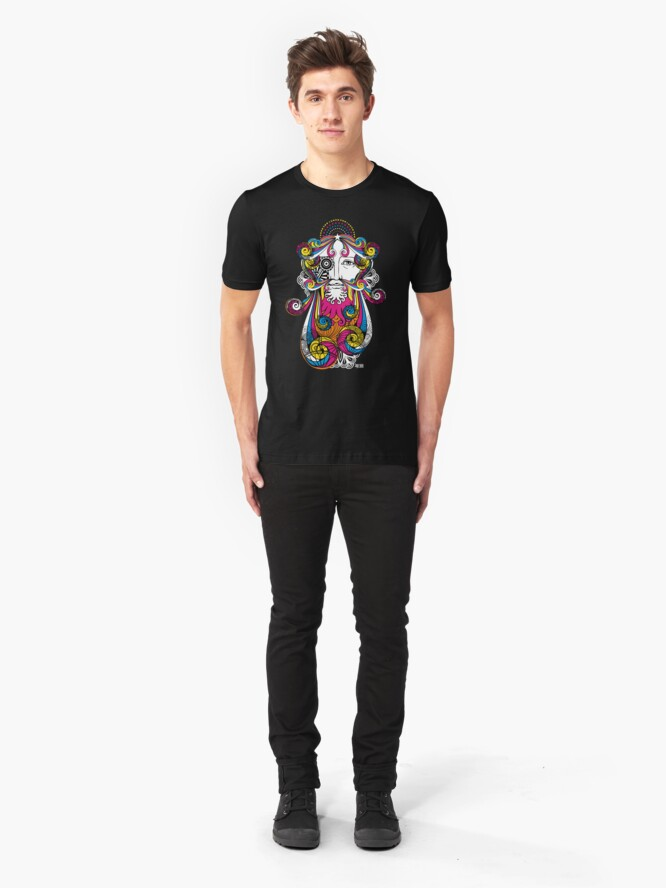 Alternate view of Personal Jesus Slim Fit T-Shirt