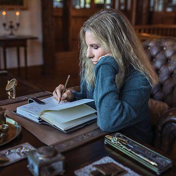 Barbra: Dear Diary  by michaelroman