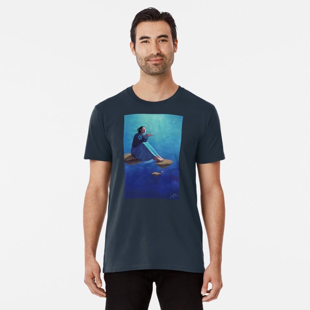 Thoughts Like Rose Petals Premium T-Shirt