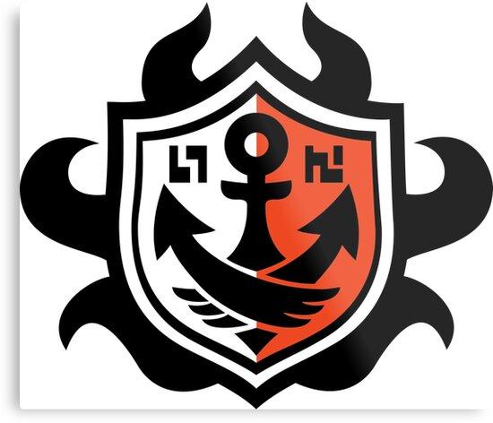SquidForce Ranked Battle Shield by arizone