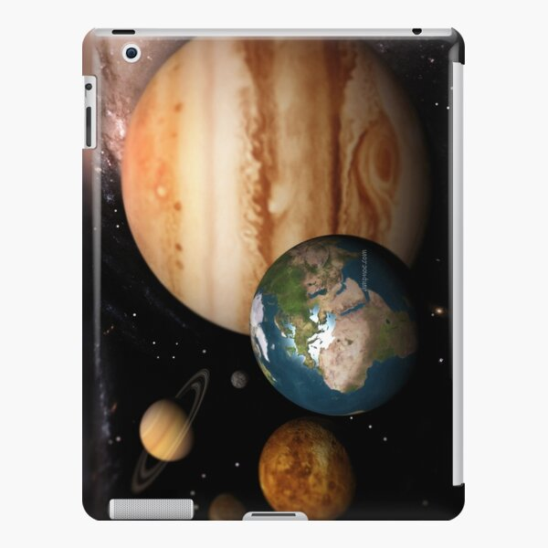 Planets iPad Snap Case