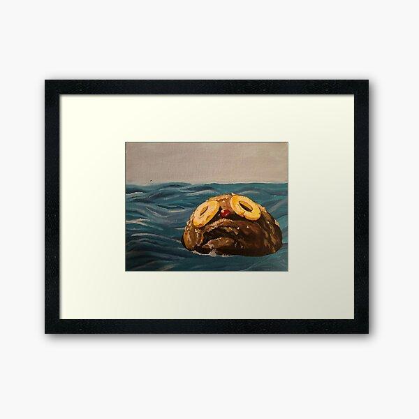 Rum Ham - Always Sunny Framed Art Print