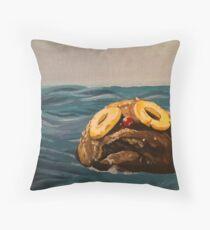 Rum Ham - Always Sunny Throw Pillow