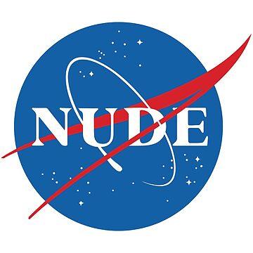 NASA nude by Yanwun