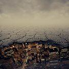 Earth underground by psychoshadow
