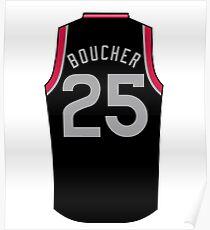 100% authentic 8c5b0 47614 Chris Boucher Posters | Redbubble