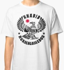 Khabib Nurmagomedov Legacy Black Classic T-Shirt