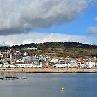 Wonderful Lyme Regis by Alexandra Lavizzari