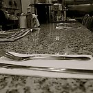 Diner Counter by raneangel