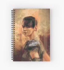 Furiosa Spiral Notebook