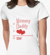 infant Women's Fitted T-Shirt