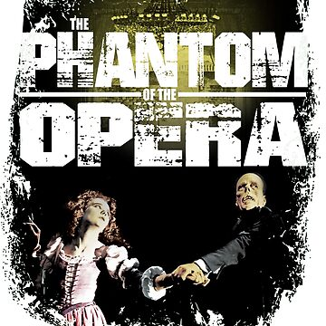 Phantom of the Opera - Lon Chaney & Mary Philbin by nostalgiagame